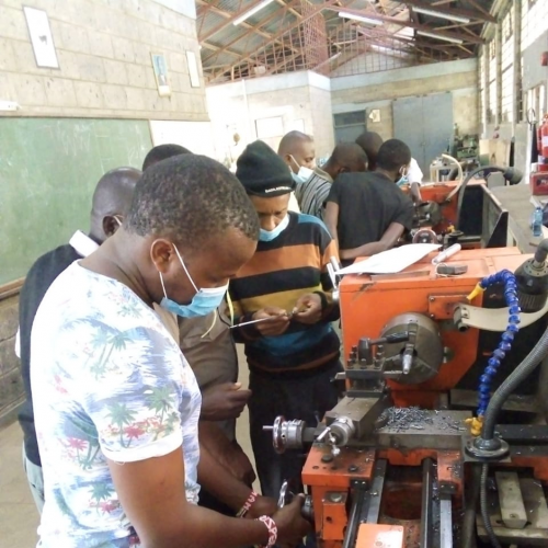 Scaling up Production at  Kariobangi Centre of Excellence