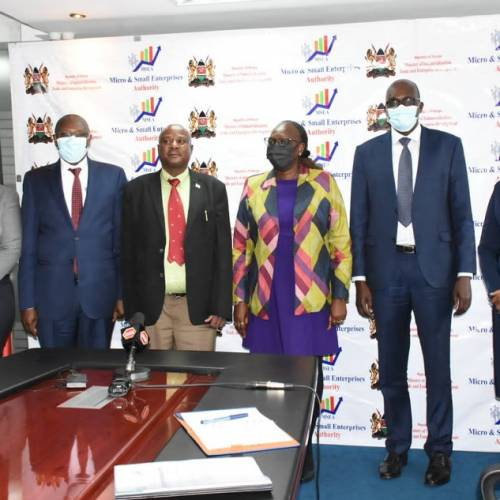 MSEA KICKSTARTS PREPARATIONS FOR THE 21ST EAST AFRICAN COMMUNITY MSMES TRADE FAIR
